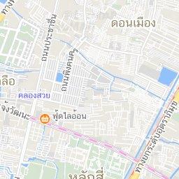 แผนที่ สำนักงานสรรพากรพื้นที่สาขาเมืองนนทบุรี 2 (อตก.3 นนทบุรี) : Longdo Map