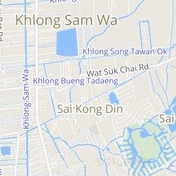 Map Of Vip Euro Car Center Of Thailand Factory Longdo Map